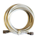 Shakespeare 20 Cable Kit f\/Phase III VHF\/AIS Antennas - 2 Screw On PL259S  RG-8X Cable w\/FME Mini Ends Included [PIII-20-ER]