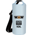 WOW Watersports - H2O Proof Dry Bag - Clear 10 Liter [18-5070C]