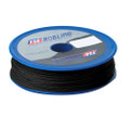 Robline Waxed Tackle Yarn - 0.8mm x 40M - Black [TYN-08BLKSP]
