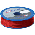 Robline Waxed Tackle Yarn - 0.8mm x 40M - Red [TYN-08RSP]