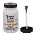 Super Lube Food Grade Anti-Seize w\/Syncolon (PTFE) - 8oz Brush Bottle [48008]
