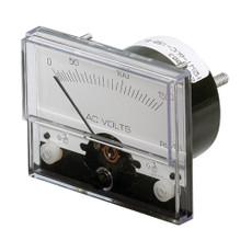 "Paneltronics AC Voltmeter 1-1\/2"" 0-300 VAC Analog [289-050]"
