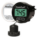 Hawkeye Depth Trax 2BX Dash Digital Depth  Temp Gauge - Thru-Hull [DT2BX-TH]