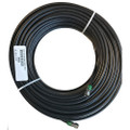 KVH 50 RG-6 Coax Cable TV1, TV3, TV5, TV6  UHD7 f\/Connector Ends [S32-0819-50]