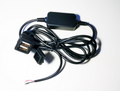 FPV Dash Mount USB Dual Port - Weather + Water Proof Cable