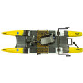 2021 Blue Sky Boatworks 360 Angler Limted Edition Yellow Jacket