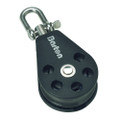 Barton Marine Size 1 Single Swivel Block w\/Becket [N01 130]
