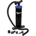 Aqua Leisure Heavy-Duty, Dual-Action Hand Pump w\/4 Tips [AQX18967]