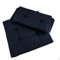 Whitecap Seat Cushion Set f\/Directors Chair - Navy [97242]