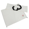 Whitecap Seat Cushion Set f\/Directors Chair - Sail Cloth [97271]