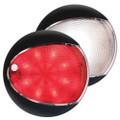 Hella Marine EuroLED 130 Touch - White\/Red - Black Shroud [959950111]