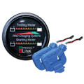 Dual Pro Lithium Battery Gauge - Dual - Round Display w\/2 Current Transducers [BFGDUALLITH]
