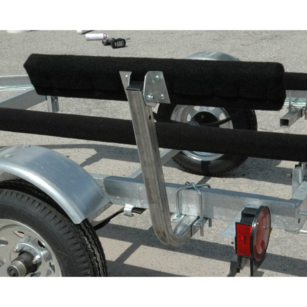 Tiedown 86102 EZ Loader//Venture Trailer Fixed Angle Roller Boat Guide On Post