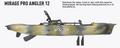Camo Hobie Mirage Pro Angler 12 - 2020
