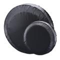 """C.E. Smith 15"""" Spare Tire Cover - Black [27440]"""