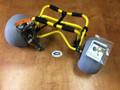 "Suspenz DLX 12"" Ballon Tire Sand Cart"