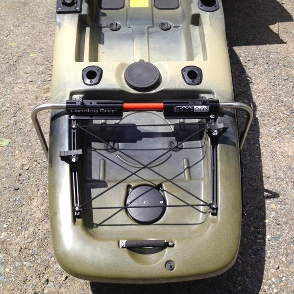 Native Boonedox Landing Gear Rail Mount Conversion Kit