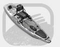Bonafide Kayaks SS107 - 2019