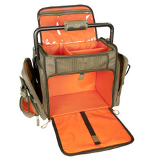 Wild River FRONTIER Lighted Bar Handle Tackle Bag w\/o Trays [WN3702]