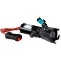 FloJet Portable Self-Priming RV Macerator Waste Pump Kit - 12V [18555000A]