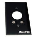 Maretron ALM100 Black Cover Plate [CP-BK-ALM100]