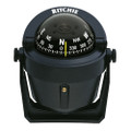 Ritchie B-51 Explorer Compass - Bracket Mount - Black [B-51]
