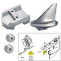 Tecnoseal Anode Kit w\/Hardware - Mercury Alpha 1 Gen 1 - Aluminum [20800AL]