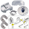 Tecnoseal Anode Kit w\/Hardware - Mercury Alpha 1 Gen 2 - Zinc [20801]