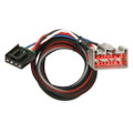 Tekonsha Brake Control Wiring Adapter - 2 Plugs - fits Ford & Lincoln [3034-P]