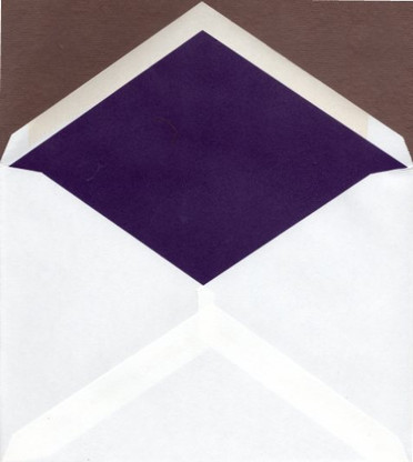 A7 Pointed Flap Envelope Liners