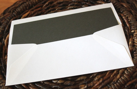 Number 10 Envelope Liners for business envelopes