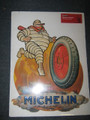 Michelin Bibendum Pressed Sign