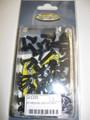 Lightech Aprilia RSVR 2005-08 Black Faring Bolt Kit