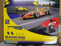 SCALEXTRIC RADIUS 2 TRACK KIT C8296 BRAND NEW