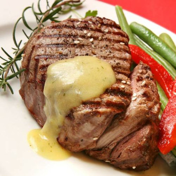 When you need to serve THE most tender steaks of all, choose these extra-lean, heart-healthy filets, which are hand-cut and trimmed from the heart of lazy-aged beef tenderloins.