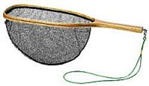 Crystal River Live Release Wood Trout Fly Fishing Net