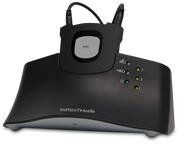 EarTech TV Audio Digital RF TV Listening System with Neckloop
