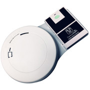 Serene CentralAlert Smoke /Carbon Monoxide Detector with Audio Transmitter
