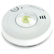 BRK Photoelectric T3 Smoke Alarm with LED Strobe and 10-Year Battery Back-up