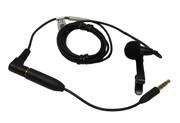 Williams Sound MIC 190 Mini Lapel Omnidirectional Microphone