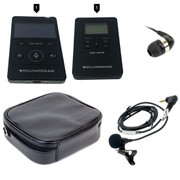 Williams Sound DIGI-WAVE 400 Kit for One Way Communication