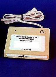 Shop Utss Sound Activated Baby Cry Transmitter Online