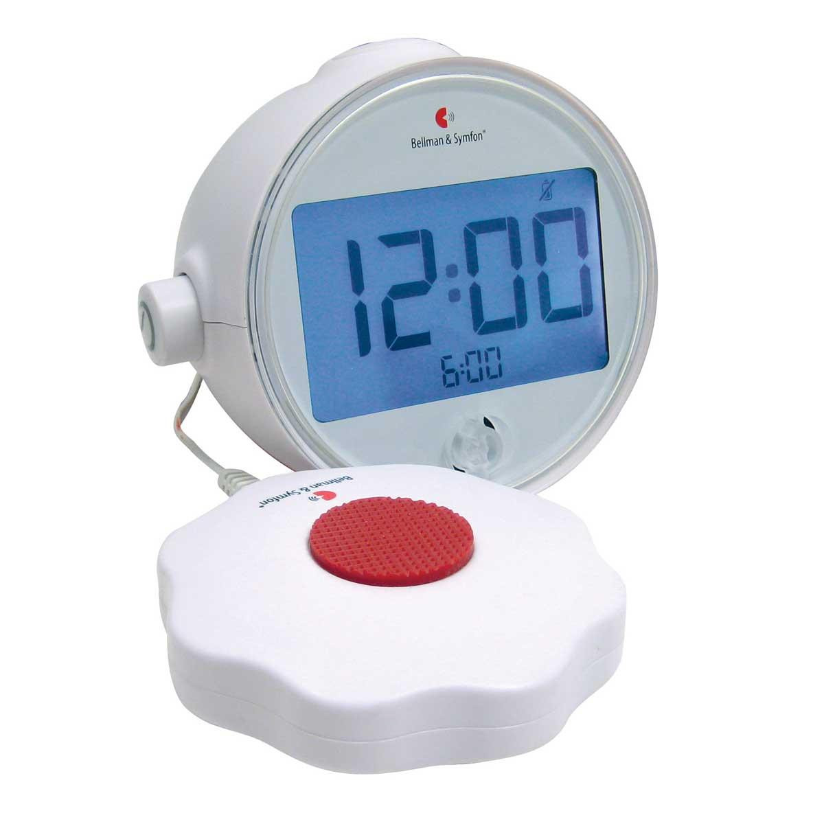 Shop Bellman Amp Symfon Alarm Clock With Bed Shaker Online