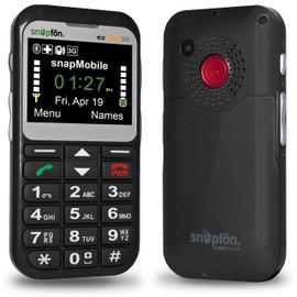 Snapfon EZ Two3G Amplified Unlocked Cell Phone