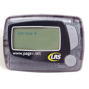 LRS On-Site Vibrating AlphaNumeric Pager