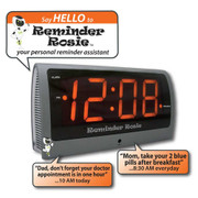 Rosie Voice Controlled Loud Reminder Alarm Clock