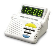 Sonic Boom Wake Up Audio Alarm Clock