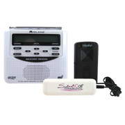 Midland Weather Alert Radio with Bed Shaker