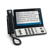 CapTel 2400i Captioned Touchscreen Phone
