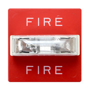 Hard-Wired 24VDC Fire Alarm Strobe Signaler